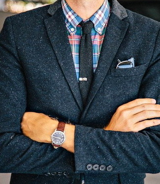 15 wool blazer outfits to take you from summer to fall of 2014