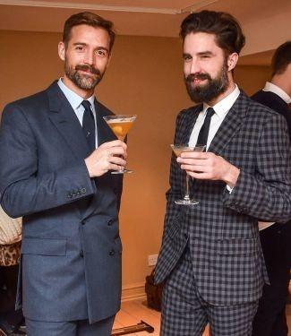 Что надеть на Новый год: 12 стильных мужских образов для новогодней вечеринки