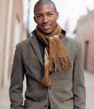 How To Wear A Men's Scarf: 5 Ways To Tie A Winter Scarf