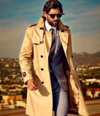How To Wear: The Trench Coat