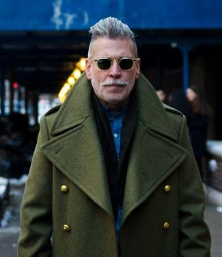 How to Dress Like A Badass In Your 40s