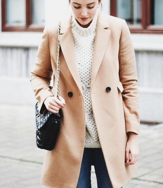 Wardrobe Staple: Camel Coat