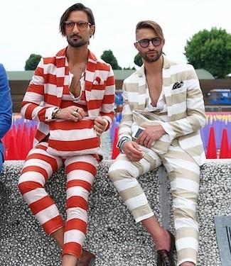 Полосатая мода. С чем носить полоску. Модные тенденции 2017 года