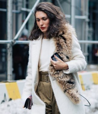 NYFW Street Style: 25 Low-Key & Totally Achievable Looks from New York Fashion Week Fall/Winter 2017/2018