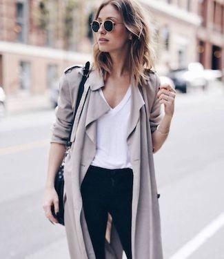 Duster Coats – der Trend für die Übergangszeit