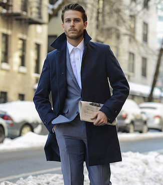 Winter Business Attire For Men: 4 Office-Ready Essentials To Keep You Warm In Winter