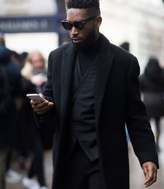 How To Wear All-Black: 150 Looks For Men