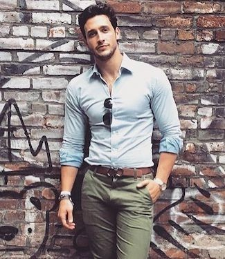 Как мужчине одеваться летом? Базовый мужской гардероб на лето (10 предметов одежды и 52 лука)