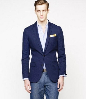 How To Wear: The Blazer Jacket