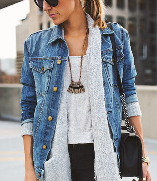 7 Denim Trends Every Girl Should Try