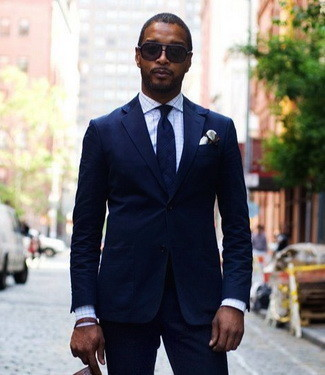 How To Wear a Suit: 3 Colors, 3 Styles