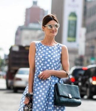 Гороховый принт в одежде: как и с чем носить (40+ фото)