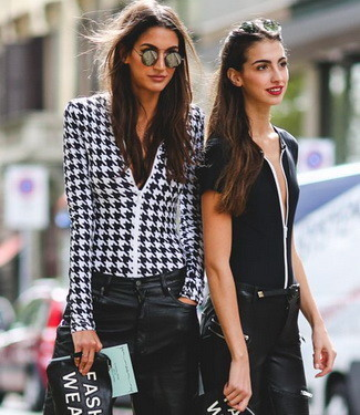 22 Best Looks Sported By Street Style Stars At Milan Fashion Week Spring Summer 2016