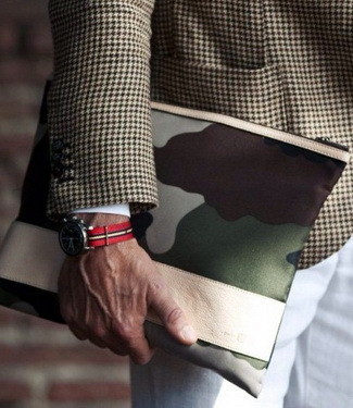 10 Ways to Pull Off Camo This Fall