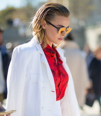 45 Amazing & Achievable Street Style Looks From Paris Fashion Week Spring/Summer 2016