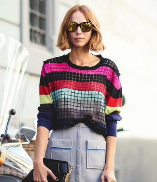 Street-Style von Frühjahr/Sommer 2016 Fashion Weeks: 60 Outfits zu kopieren