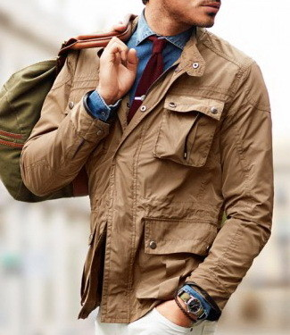 5 Transitional Jackets for Fall 2014